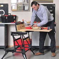 BLACK+DECKER - Workmate® Project Centers