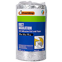 Frost King - Duct Insulation