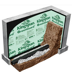 GreenGuard - Insulation Board